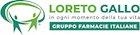 Consegna Gratuita Farmacia Loreto Gallo