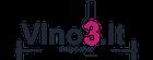 Vino3 logo